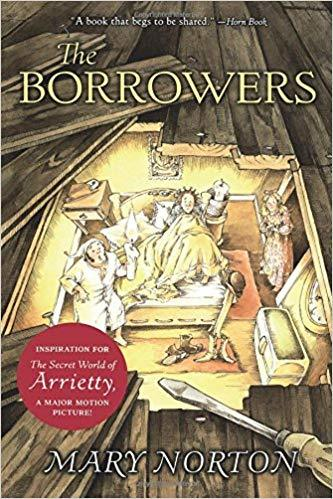 The Borrowers book