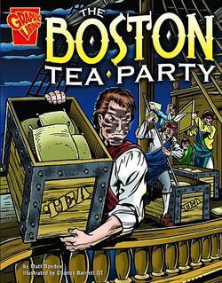 The Boston Tea Party book