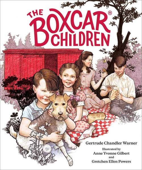 The Boxcar Children Fully Illustrated Edition Book