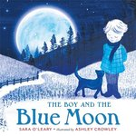 The Boy and the Blue Moon book