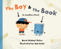 The Boy & the Book book