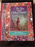 The Boy and the Cloth of Dreams book