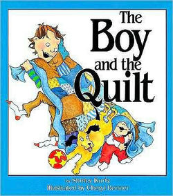 The Boy and the Quilt book