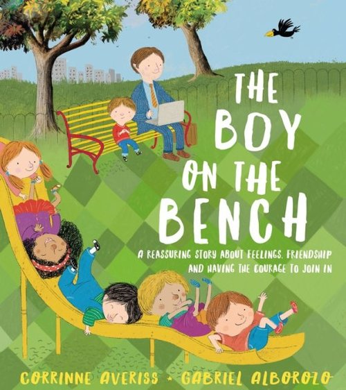 The Boy on the Bench book