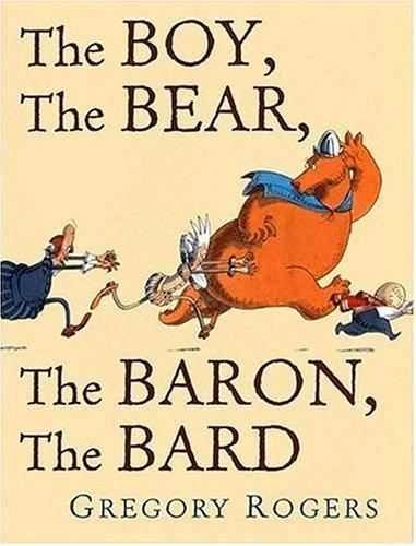 The Boy, The Bear, The Baron, The Bard book
