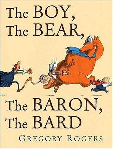 The Boy, The Bear, The Baron, The Bard book