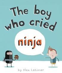 The Boy Who Cried Ninja book