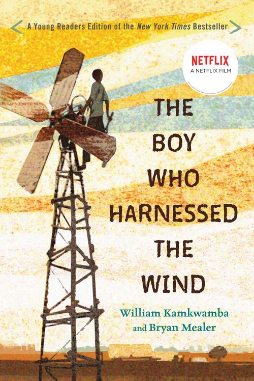 The Boy Who Harnessed the Wind book
