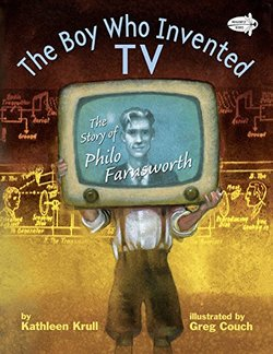 The Boy who Invented TV Book