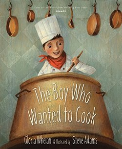 The Boy Who Wanted to Cook book