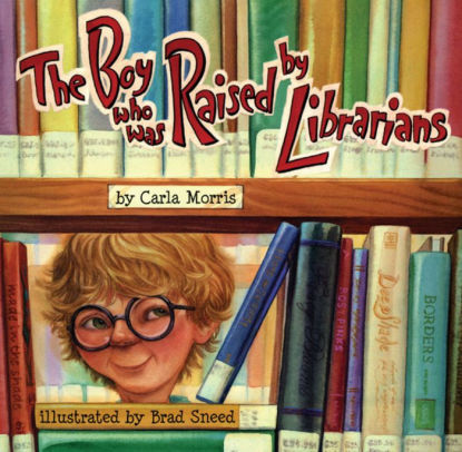 The Boy who was Raised by Librarians book