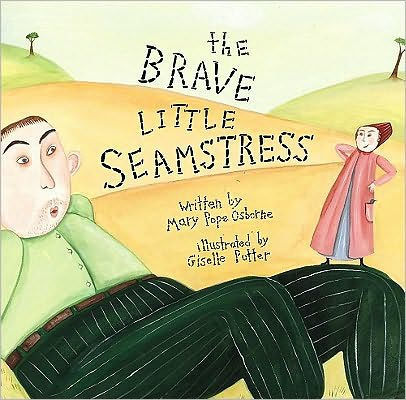 The Brave Little Seamstress book