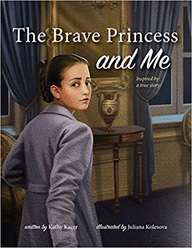 The Brave Princess and Me book