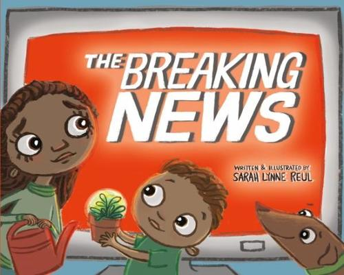 The Breaking News book