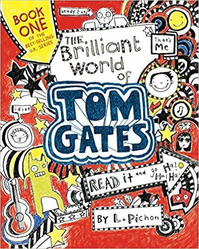 The Brilliant World of Tom Gates book