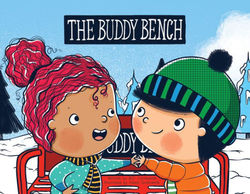 The Buddy Bench book