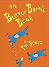 The Butter Battle Book book