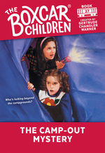 The Camp-Out Mystery (The Boxcar Children Mysteries #27) book