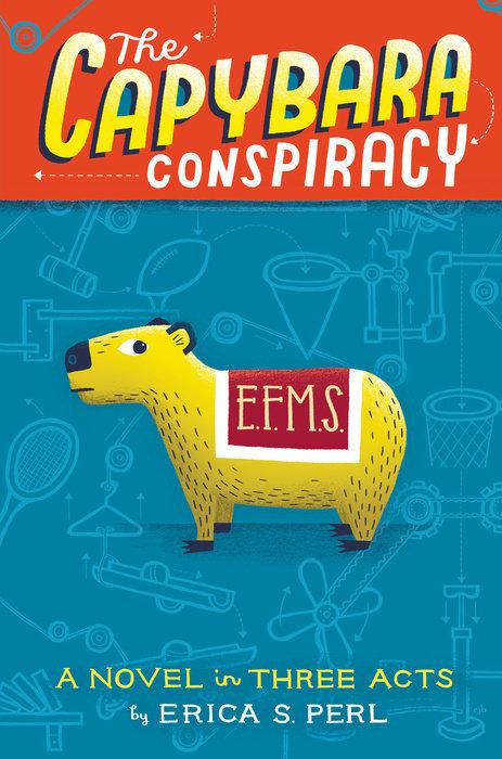 The Capybara Conspiracy book