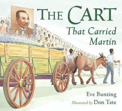 The Cart That Carried Martin book