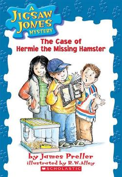 The Case of Hermie the Missing Hamster book