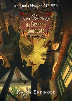 The Case of the Bizarre Bouquets book