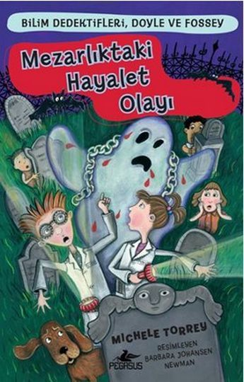 The Case of the Graveyard Ghost book