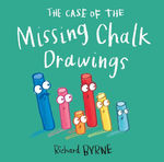 The Case of the Missing Chalk Drawings book