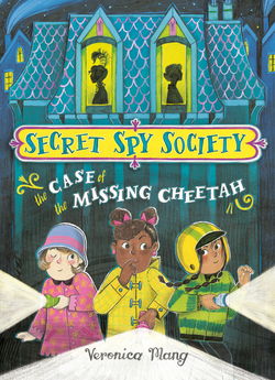 The Case of the Missing Cheetah book