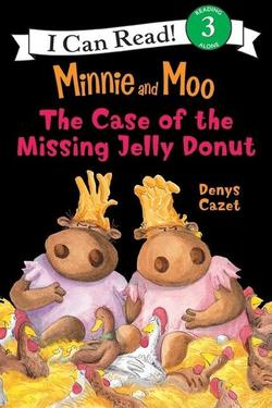 The Case of the Missing Jelly Donut book