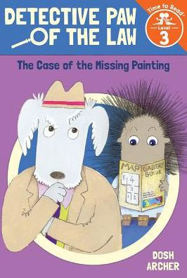The Case of the Missing Painting book