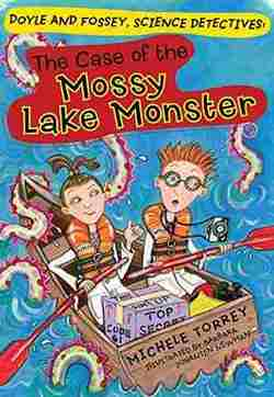 The Case of the Mossy Lake Monster book