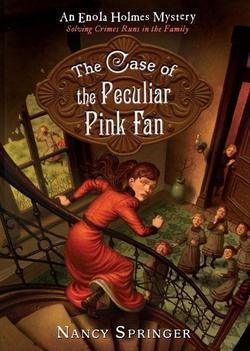 The Case of the Peculiar Pink Fan book