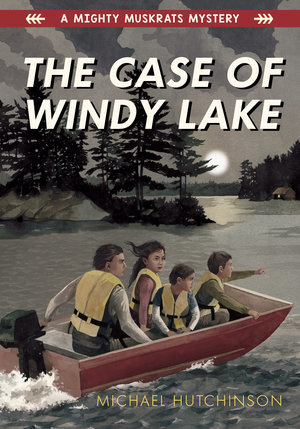 The Case of Windy Lake book