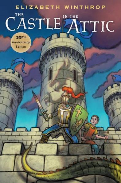 The Castle in the Attic (35th Anniversary Edition) book