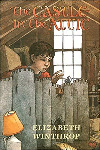 The Castle in the Attic book