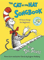 The Cat in the Hat Songbook book