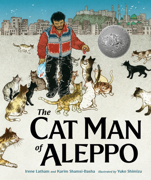 The Cat Man of Aleppo book