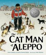 The Cat Man of Aleppo book