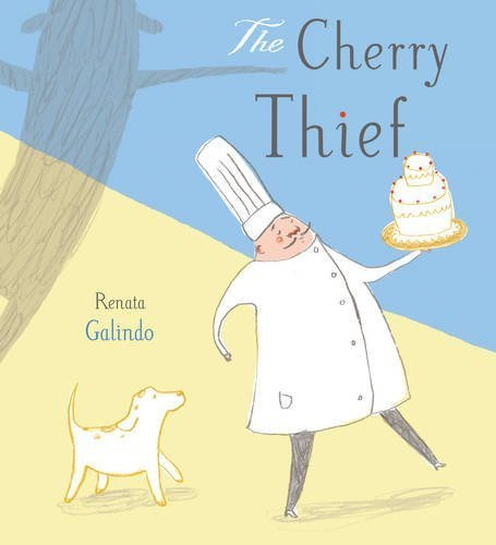 The Cherry Thief book