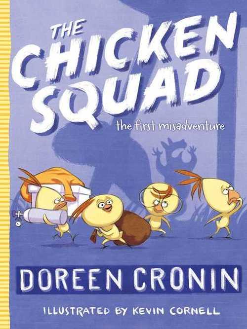 The Chicken Squad book