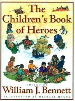 The Children's Book of Heroes book
