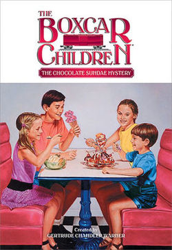 The Chocolate Sundae Mystery book