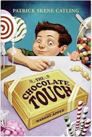 The Chocolate Touch book