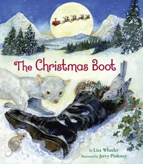 The Christmas Boot book