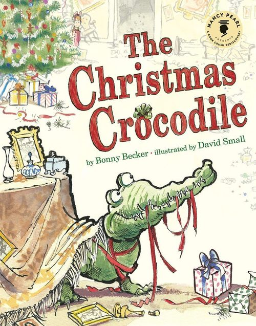 The Christmas Crocodile book