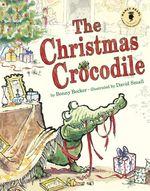 The Christmas Crocodile book