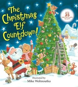 The Christmas Elf Countdown! book