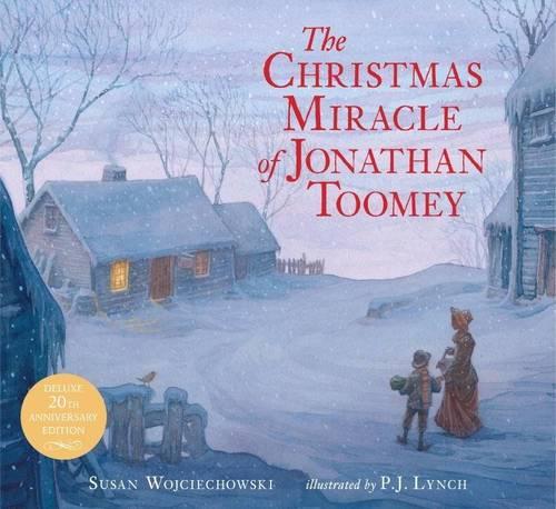 The Christmas Miracle of Jonathan Toomey Book