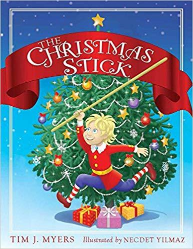 The Christmas Stick book